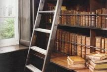 Study / Libraries, Books, & Studies