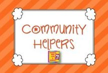 Community Helpers / by Carrie Cornwell