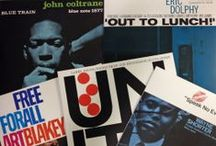 Jazz / Legendary jazz labels and albums: Blue Note, Impulse, Verve, Columbia, Atlantic... / by Holger