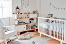 Nursery Inspiration / Cool spaces for the littlest Urbanites!
