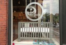 Tadpole, South End Boston / Cool things for little urbanites