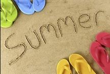 Beach Stuff/Summertime / by Marie Muckey