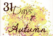 31 Days of Autumn Blessings