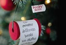 holiday cheer! / by Anna Hong