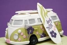 Bake Me A Cake / Fun decorative cakes / by Lisa Arcuri