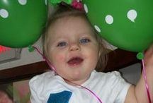 All about my granddaughter ( Brielle June ) / Things I like for her. / by Catherine Cline