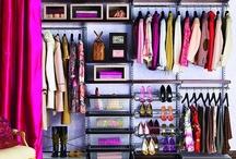Clean & Organized / by Sammi Wolf
