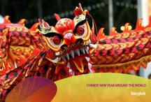 Chinese New Year Around The World / by XL Axiata