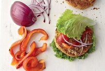 Vegetarian & Vegan Sandwiches & Wraps / by Marie Muckey