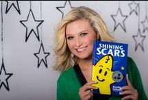 Shining Scars / I started my organization and founded my non-profit called Shining Scars. I am a published children's author of Shining Scars, which is available online and in books stores near you. TED talk titled How to find Your Inner Star! Contagious Optimism speaker. Find me everywhere and at www.shiningscars.org. Shine Bright!!