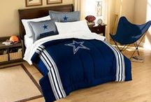 Dallas Cowboys Home Decor & Accessories / The latest accessories for the biggest Dallas Cowboys fans! / by Dallas Cowboys
