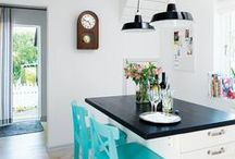 home - KITCHEN / by Shannon Brown