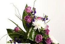 Unique Floral Designs / Creative design that employ flare, themes, and oriental (ikebana) designs.