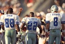 Cowboys' Legends / A look at some of the biggest moments and players in Dallas Cowboys.  / by Dallas Cowboys