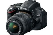 Nikon D3200- tips and learn how to / by Catherine Cline