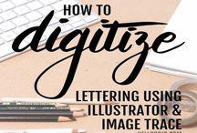 Typography / Fonts etc