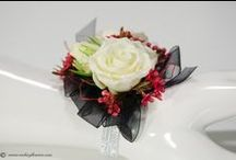 Homecoming and Prom / Homecoming and Prom corsages and boutonnieres.