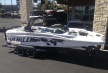 Wake / Wake boat offerings from South Austin Marine