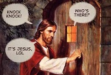 """Jesus """"Saves"""" / Jesus loves me this I know..."""