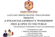 Financial Literacy Workshop