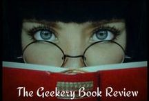 Our Book Reviews / Books reviewed by The Geekery Book Review