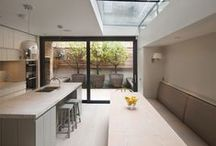 Kitchen extension ideas/examples