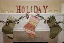 Christmas Decor / Beautiful ideas to make the home cozy and festive for Christmas