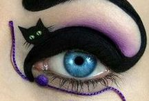 ♥ MakeUp & Nail Art ♥ / Makeup , nails, body painting  / by Yenn Nabi