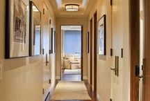 Decorating hallways