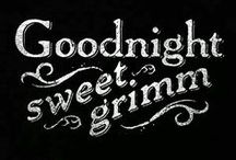 Goodnight, Sweet Grimm / The Geekery Book Review: Everything Grimm