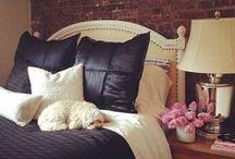 bedroom / by Stringbean