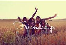 l'amitié c'est sacré ♥ ♥ ;-)