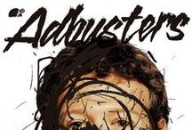 Adbusters / Adbusters is a global network of culture jammers: writers, artists, designers, rabble rousers… hackers, philosophers, pranksters, poets and punks who believe that mental environmentalism is the defining social struggle of our era. They vow to change the way information flows and to shake up the production of meaning in our society.