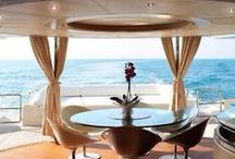 GLAM BOAT / Our choice for a fantastic holiday on boat