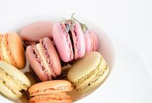 Macaroons and Eclairs