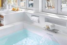 relaxing baths