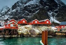 Norway / My dream trip to Norway.