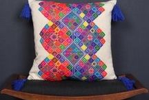 pillows, cushions