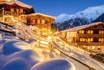 Apartments, Chalets & Restaurant l Grünwald Resort Sölden / Auf der Unternehmensseite von Grünwald Resort erfährt man alles über einen Urlaub in der Ferienregion Sölden sowie Reiseangebote zu den Unterkünften des Resorts.