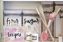 Simplify & Organize / Get organized and save time and money!
