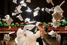 A Geekish Kind of Love / Geek and literary inspired weddings