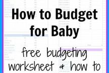 The Thrifty Baby / Saving on baby items, stockpiling, and preparing for baby during pregnancy.