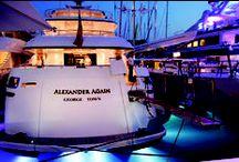 Alexander Again Yacht furnished by Baldi