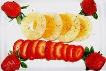 Fruit salad! / Delicious and healthy fruit sallad.