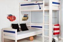 Loft Bed / by Kinse Vickey