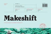 Makeshift / Makeshift is a field guide to hidden creativity. From homemade aircraft in Nigeria to drug smugglers in Mexico, Chinese hackers pushed up against the Great Firewall to Haitian communities pushing back against marginalization, we believe ingenuity can be found everywhere if you know where to look. Let us tag along on your creative pursuit.