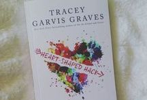 Heart-Shaped Hack / This board is everything about, and for, the books in the Heart-Shaped Hack series by Tracey Garvis Graves. This is such a phenomenal series!!