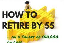Retire Early / Retirement goals, plans, life hacks, travel ideas
