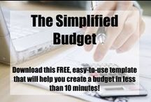 Building A Budget / Creating and building a budget to manage income and expenses.