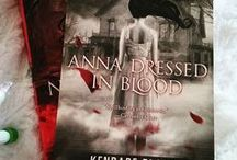 Kendare Blake Books / The Geekery Book Review: Books by author Kendare Blake. (The Anna Dressed in Blood series is one of my all time favs!)